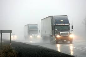 How Must a Trucker Drive In Winter Weather