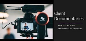 Appealing Information: What goes into a client documentary?