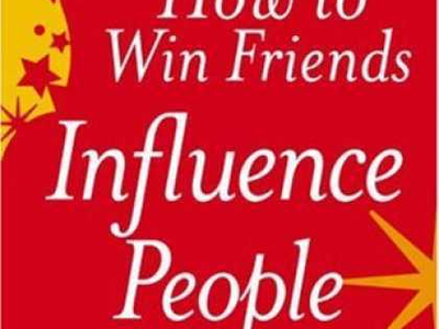 Book Report - How to Win Friends & Influence People by Dale Carnegie
