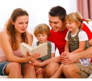 National Family Literacy Day, November 1st