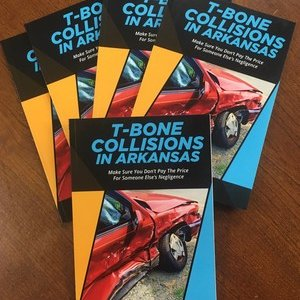 BOOK RELEASE TODAY: T-Bone Collisions in Arkansas by Frank H. Bailey, Esq.
