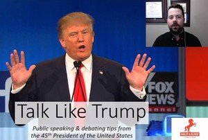 Appealing Information:  Talk Like Trump