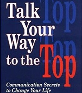 Book Report - Talk Your Way to the Top by James C. Humes