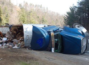 18-Wheeler Crashes - Common Causes